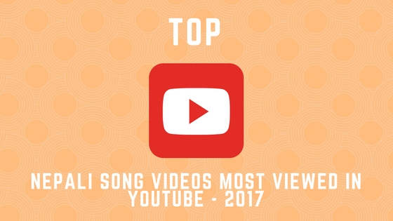 top nepali song on youtube