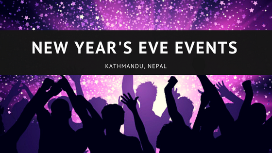 New Years Eve Celebration in Kathmandu