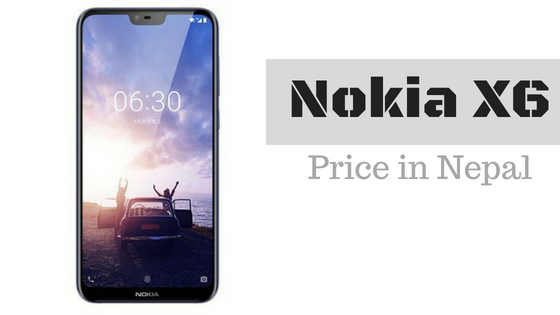 Buy Nokia X6 in Nepal