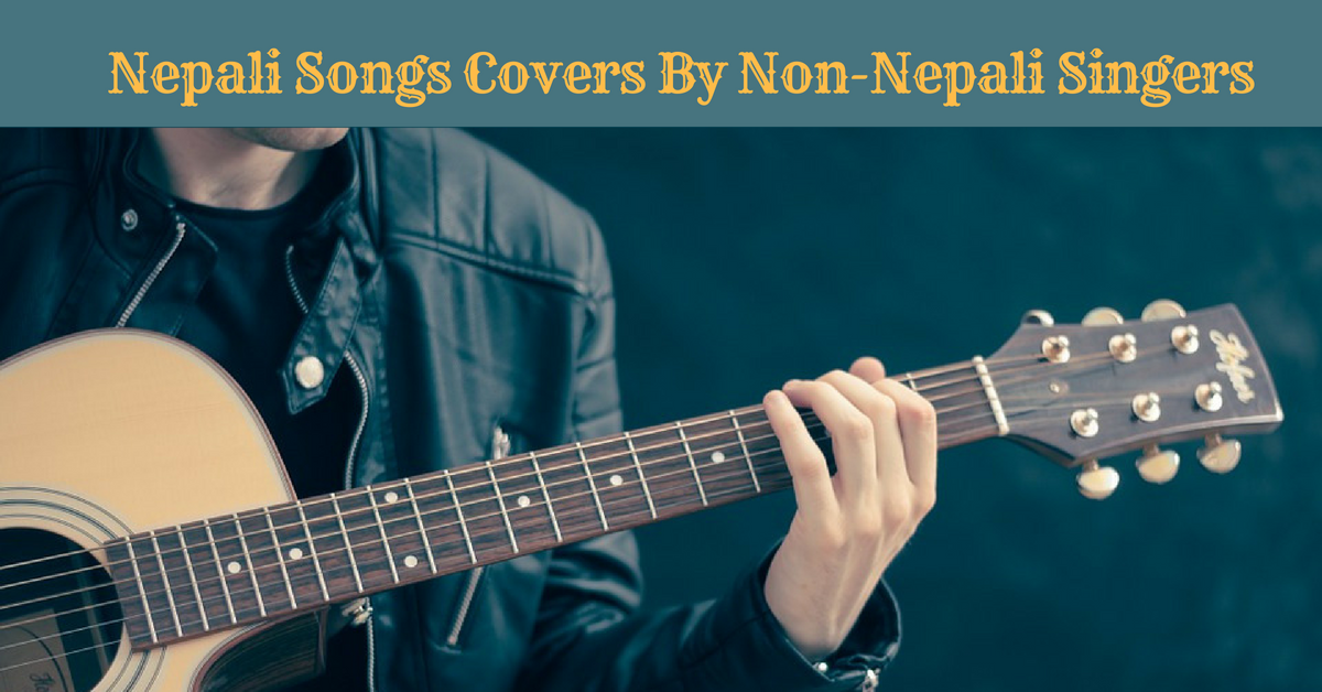 foreigners singing Nepali songs