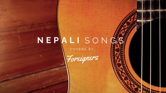 nepali song by foreigners